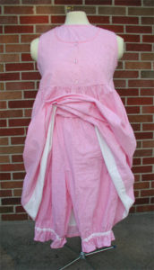 Matching Pink Cotton Bloomers